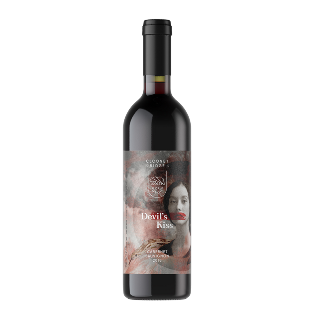 Clooney Ridge Devil's Kiss Cabernet Sauvignon (by the case)