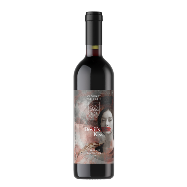 Clooney Ridge Devil's Kiss Cabernet Sauvignon (12 Bottle Minimum)