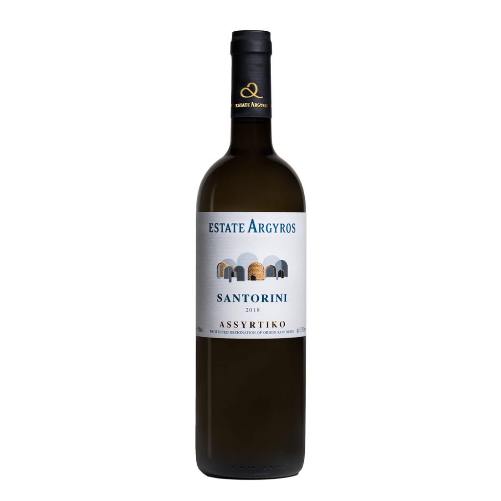 Estate Argyros Santorini Assyrtiko (3 bottle minimum)