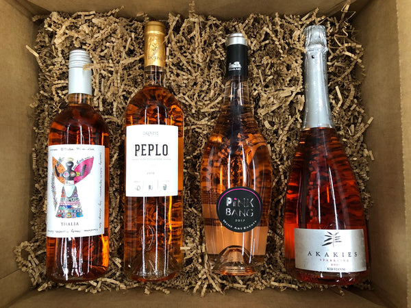 Greek Rose All Day Gift Box