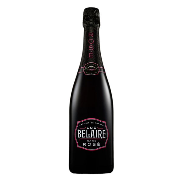 Luc Belaire Rare Rose Sparkling (by the case of 6 bottles)