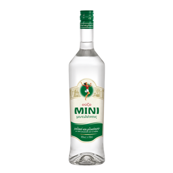 Ouzo Mini (3 bottle minimum)