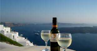 Santorini Region Virtual Greek wine course