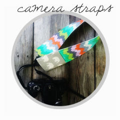 handmade camera strap covers