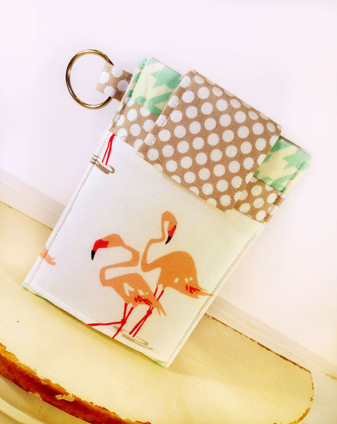 Flamingo Love Phone Case MADE TO FIT ANY BRAND~ iphone 6, iphone 6 plus & samsung galaxy - Oh! Koey