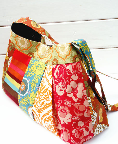 XL Boho Diaper Bag/Tote Purse