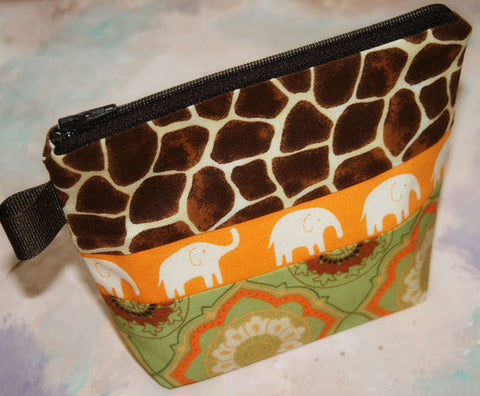 Jungle Safari Cosmetic Bag - Oh! Koey