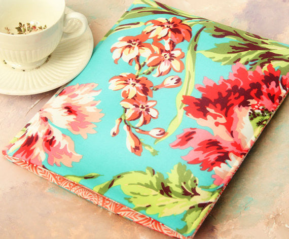 Hawaiian Flowers iPad & Tablet Case or Macbook & Laptop Case - Oh! Koey