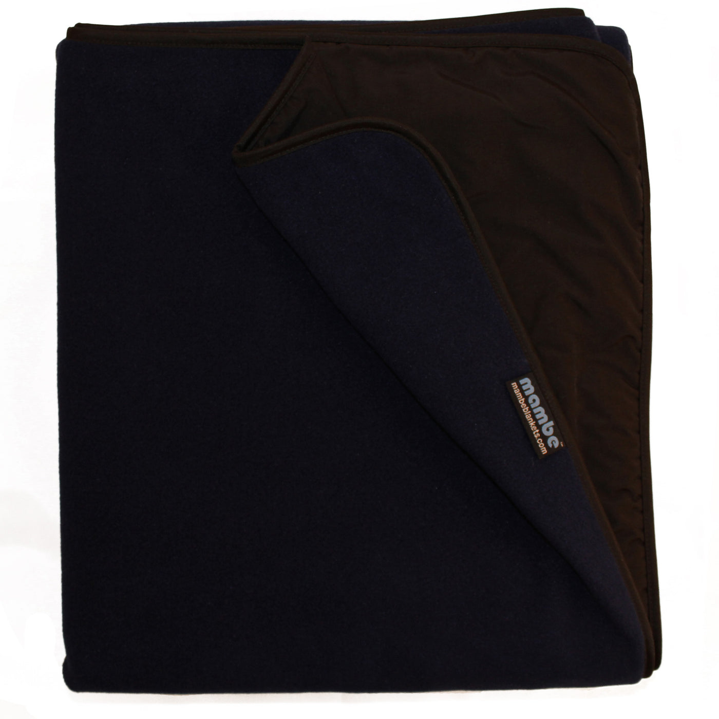 Navy Blue Mambe Essential Outdoor Blanket