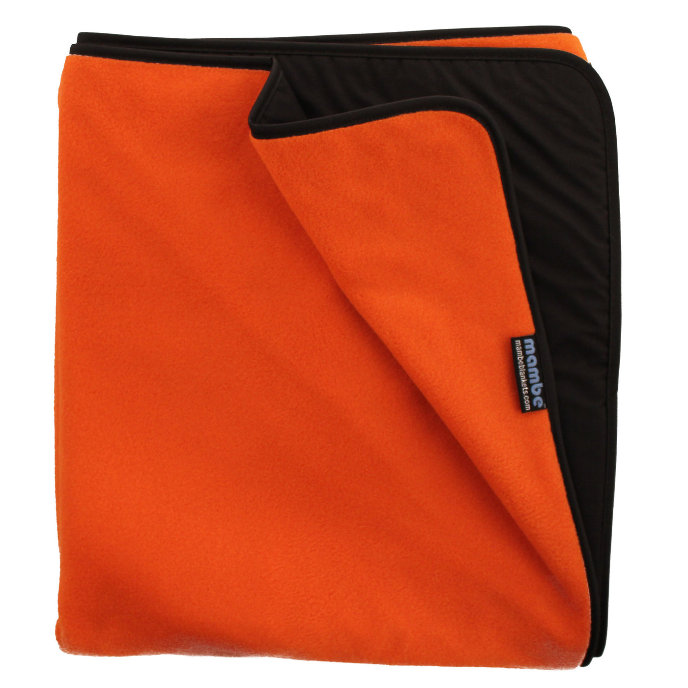 Orange Mambe Essential Outdoor Blanket