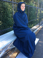 Overstock - 12th Man Hooded Blanket