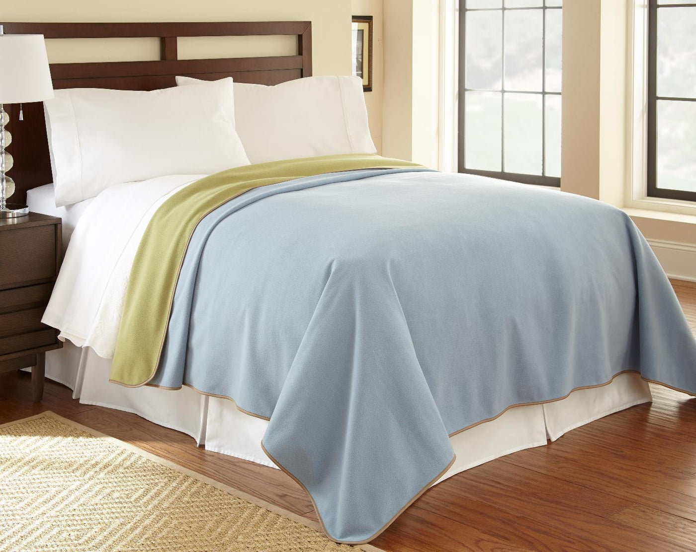 Skyblue bamboo waterproof fleece Mambe Furniture Cover