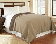 Cappuccino chocolate waterproof fleece Mambe Furniture Cover