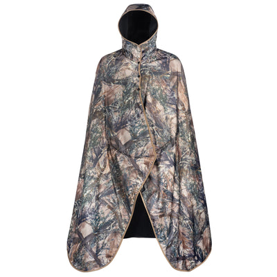 Camo Hooded Blanket