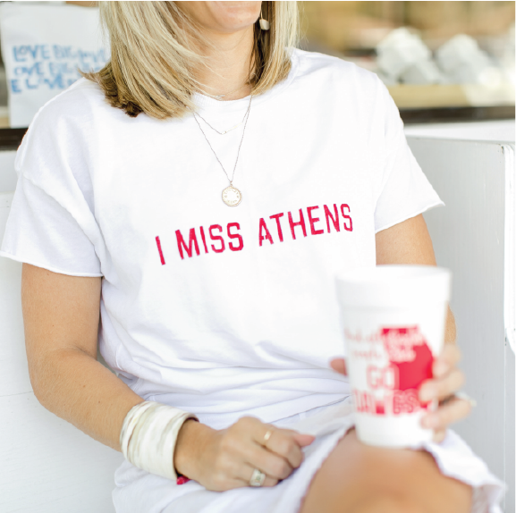 I MISS ATHENS TEE011