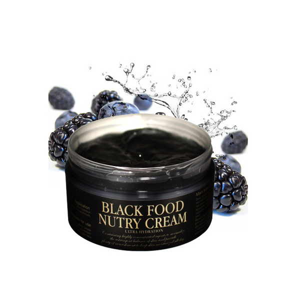 Black Food Nutry Cream