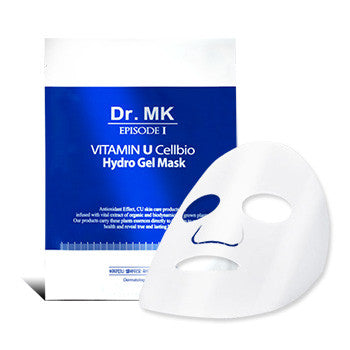 Vitamin U Cellbio Hydro Gel Mask (4EA)