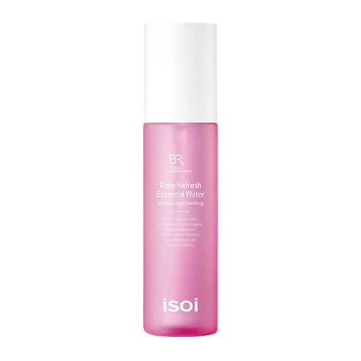 Bulgarian Rose Refresh Essential Water