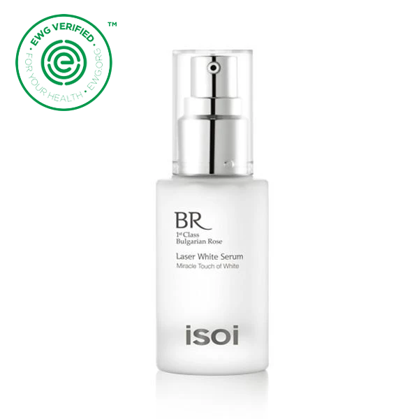 Bulgarian Rose Laser White Serum