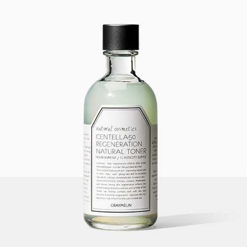 Centella 50 Regeneration Natural Toner