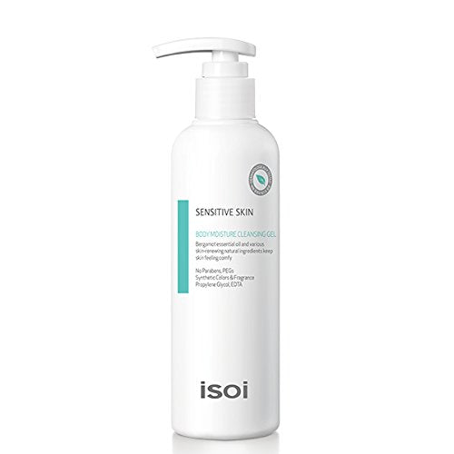 Sensitive Skin Body Moisture Cleansing Gel