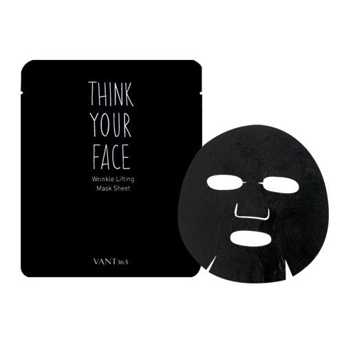 THINK YOUR FACE Wrinkle Lifting Mask Sheet (6EA)