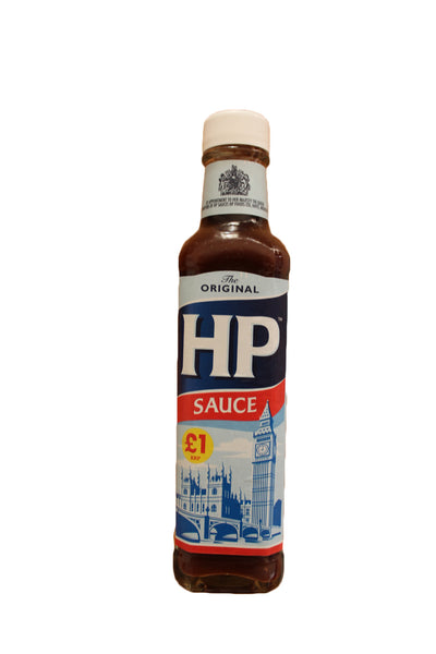 HP Original Brown Sauce (Glass)