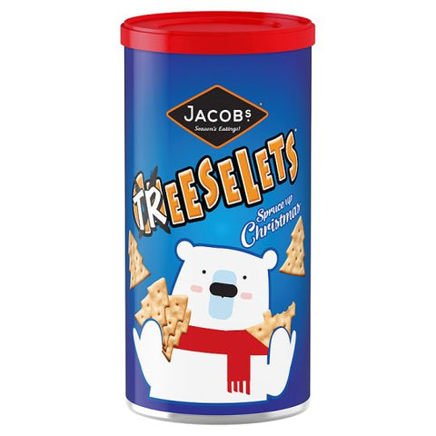 Jacobs Cheeselets Caddy 280g
