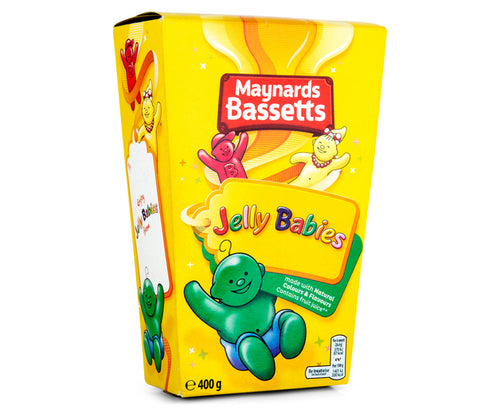 Maynard Bassetts Jelly Babies Carton 400g