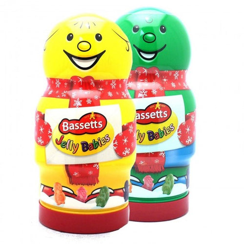 Bassetts Jelly Babies Gift Tub 495g