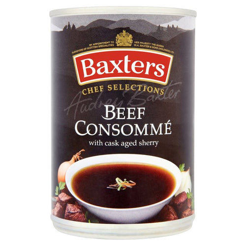 Baxters Beef Consomme 415g