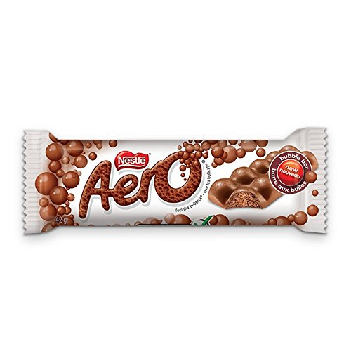 Nestle Aero Bubbly Chocolate Bar 36g
