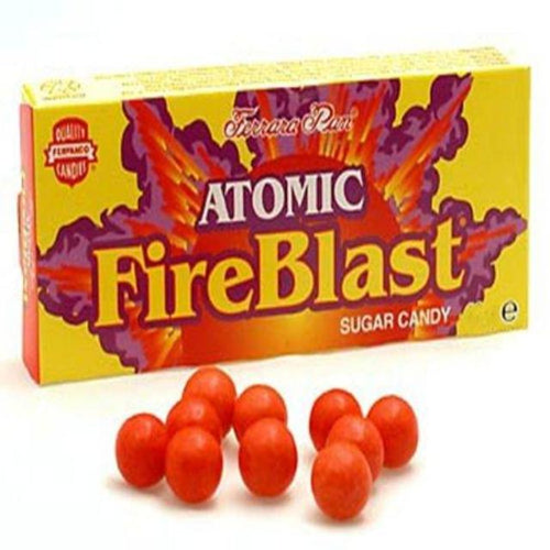 Atomic Fireblast Pack 27g