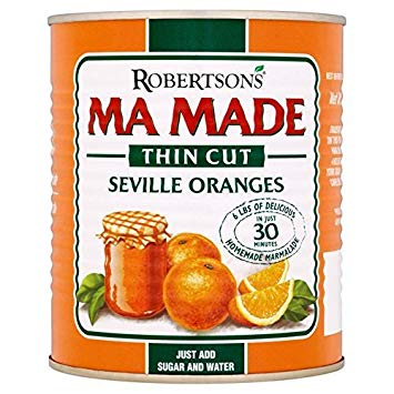 Ma Made Thin Cut Seville Oranges 850g