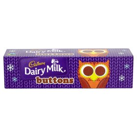 Cadbury Dairy Milk Buttons Gift Tube 72g
