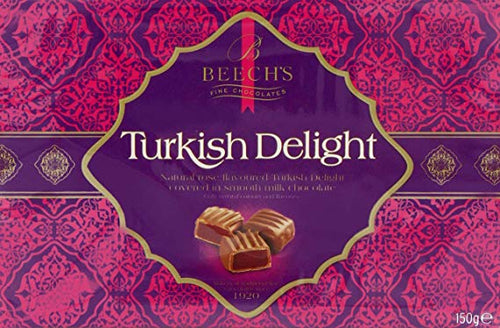 Beech's Fine Chocolates Milk Chocolate Turkish Delight 150g