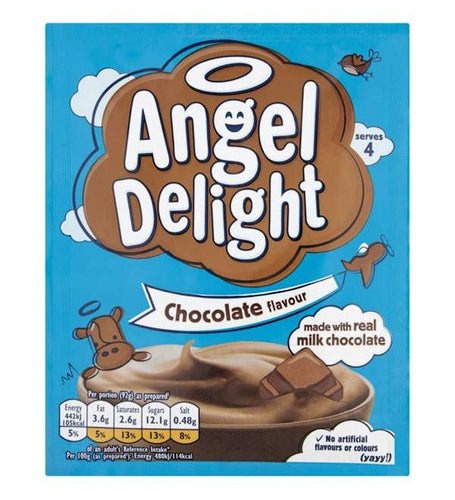 Angel Delight Chocolate 59g