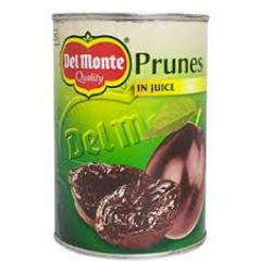 Del Monte Prunes in Juice 410g