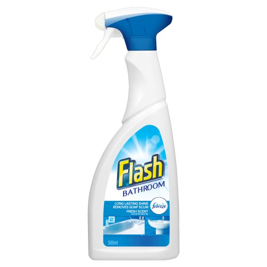 Flash Bathroom Spray 500ML