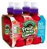 Robinsons Summer Fruits Fruit Shoots -No Added Sugar (4x 200ml)