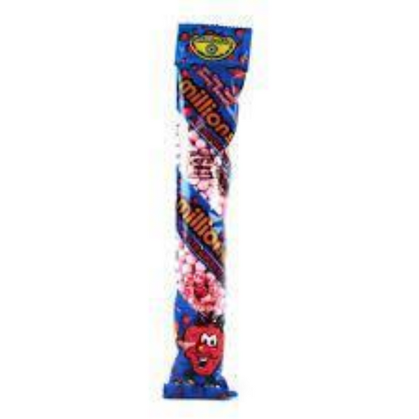 Millions Strawberry Tube 60g
