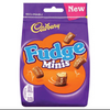 Cadbury Fudge Bites Pouch