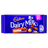 Cadbury Dairy Milk Chopped Nut Block