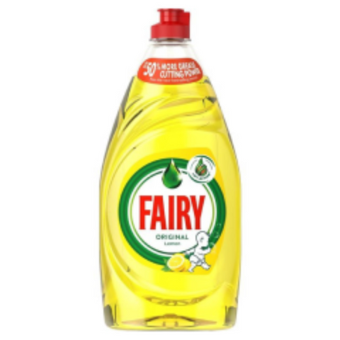 Fairy Liquid Lemon Large 1015ml