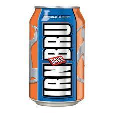 Irn Bru Original Can 330ml