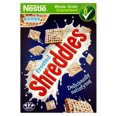 Nestle Shreddies Frosted 500gms