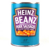 Heinz Baked Beans & Sausages 415g