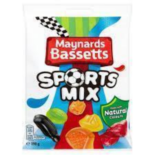 Maynards Sports Mix 165g