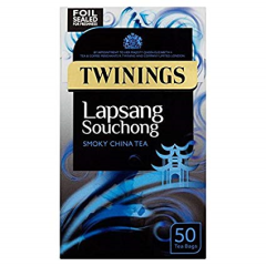 Twinings Lapsang Souchong Smoky China Tea Bags 50s 125g