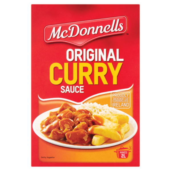 McDonnells Curry Sauce 500g